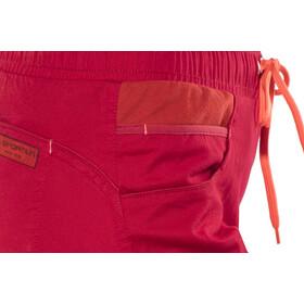 La Sportiva Kalymnos broek Dames rood